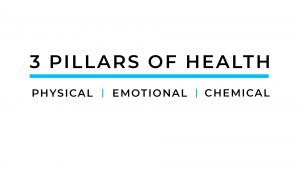 The 3 Pillars Of Health