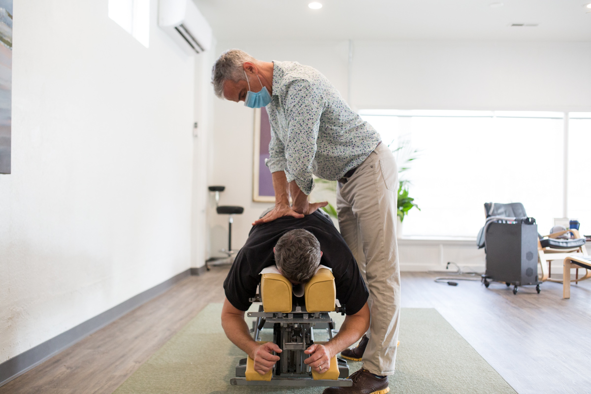 Why You Should Use Chiropractic Care to Relieve Your Pain – MyChiroiQ – Mt Pleasant Chiropractic