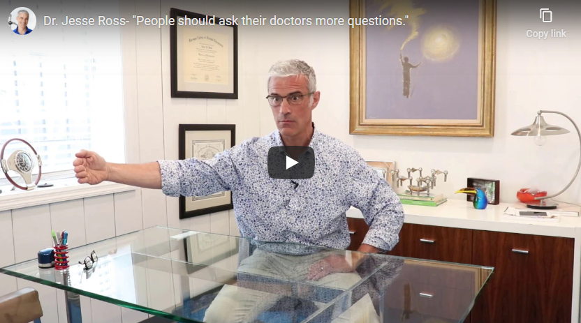 """People Should Ask Their Doctors More Questions."""