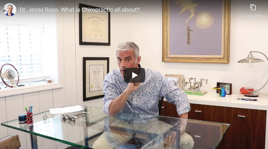 What Is Chiropractic All About?